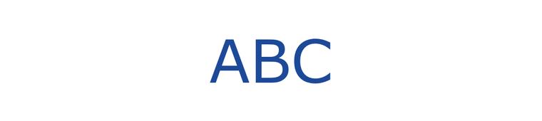 Icon ABC Lexikon