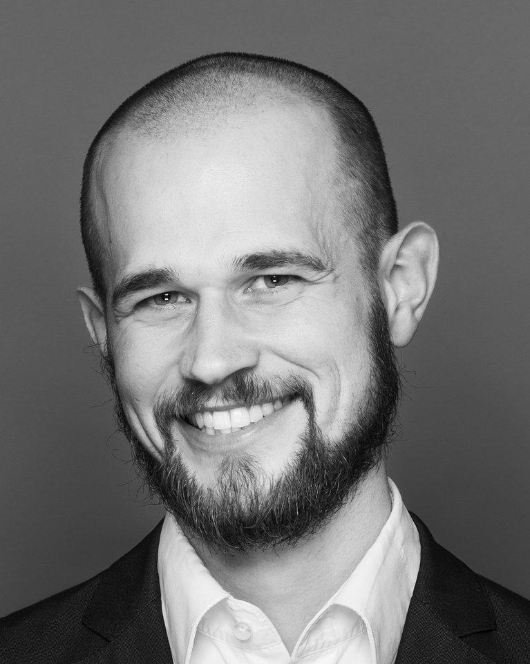 Andreas Rüttimann Portrait