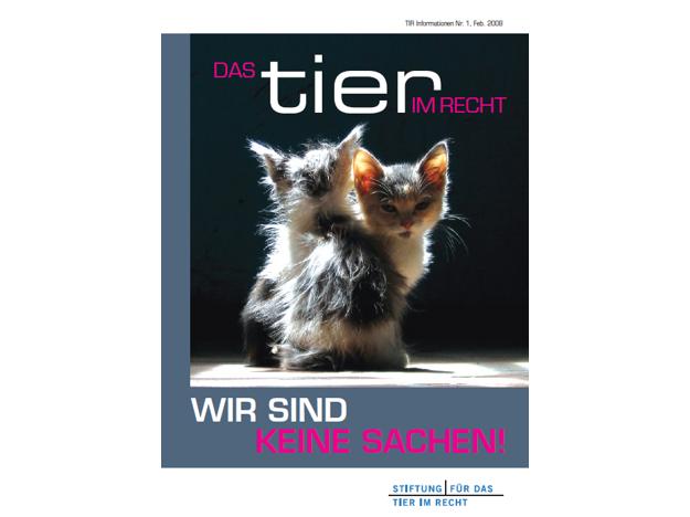 TIR Flyer Nr. 1 Front quer