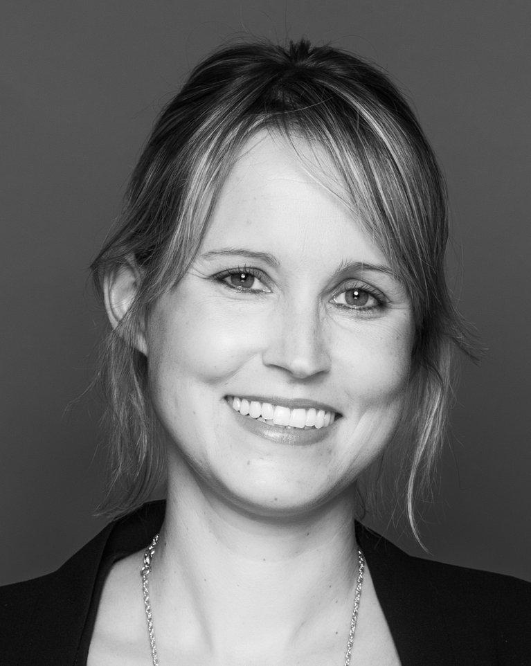 Michelle Richner Portrait