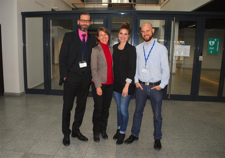 TIR Delegation in Strasbourg