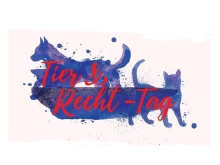 Logo der Tier & Recht-Tagung