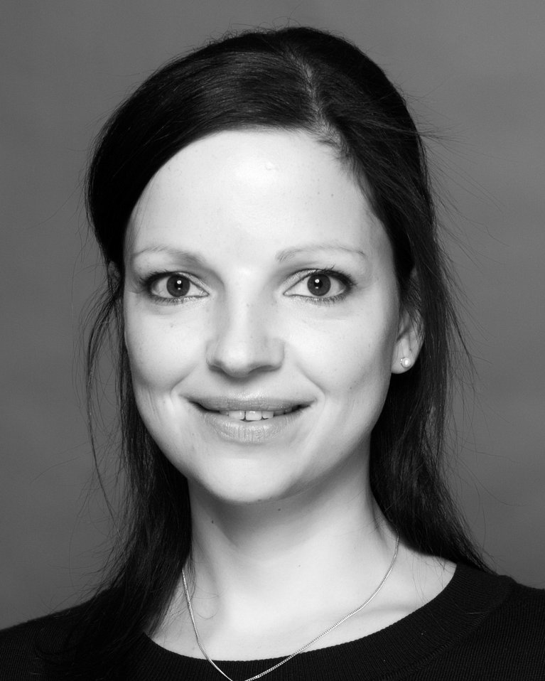 Ursina Lüchinger Portrait